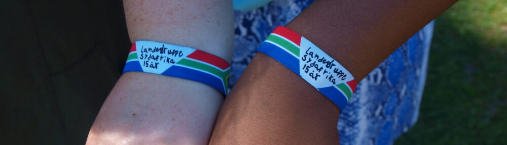 Landegruppe Sydafrika